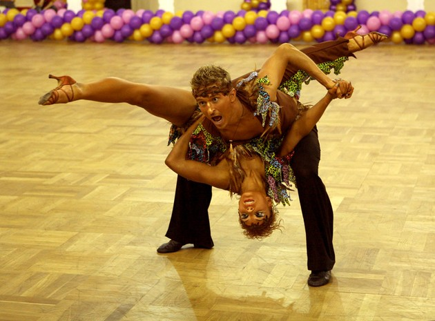 Приколы в танцах картинки