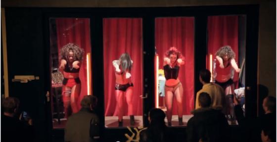 проститутки в париже цены