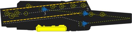 WSJ раскритиковал экипаж и оснащение авианосца «Адмирал Кузнецов»