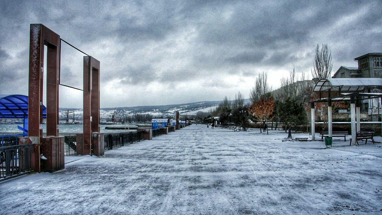 очередной раз зима в феодосии фото легкого, остроумного