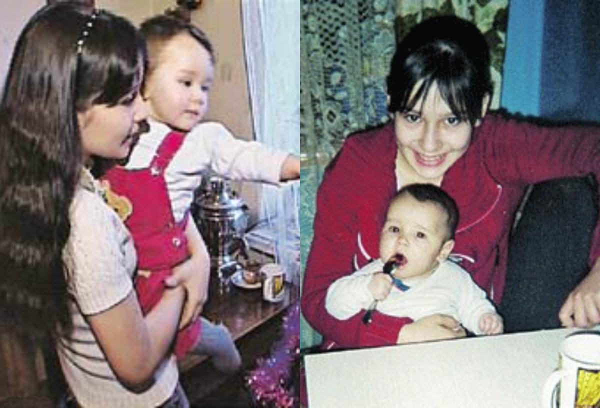ебу молодую родившую маму