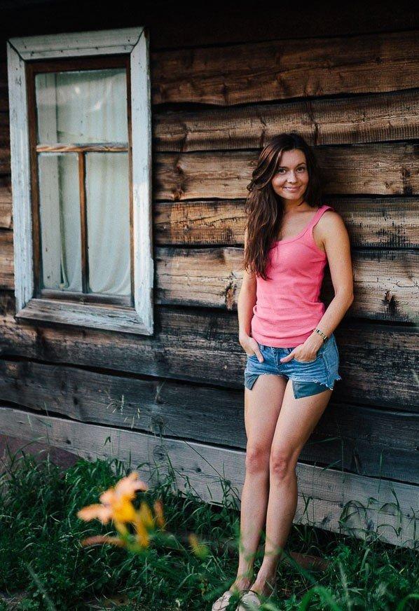 Домашние фото сельских девок — pic 1