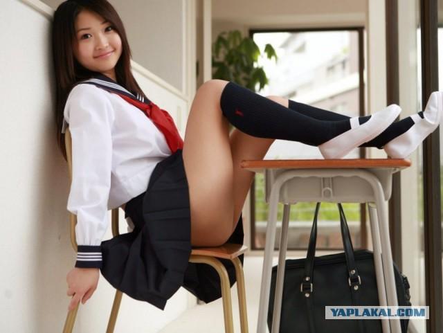 Секси япошка