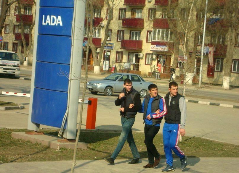 Прикольные чеченские картинки с надписями