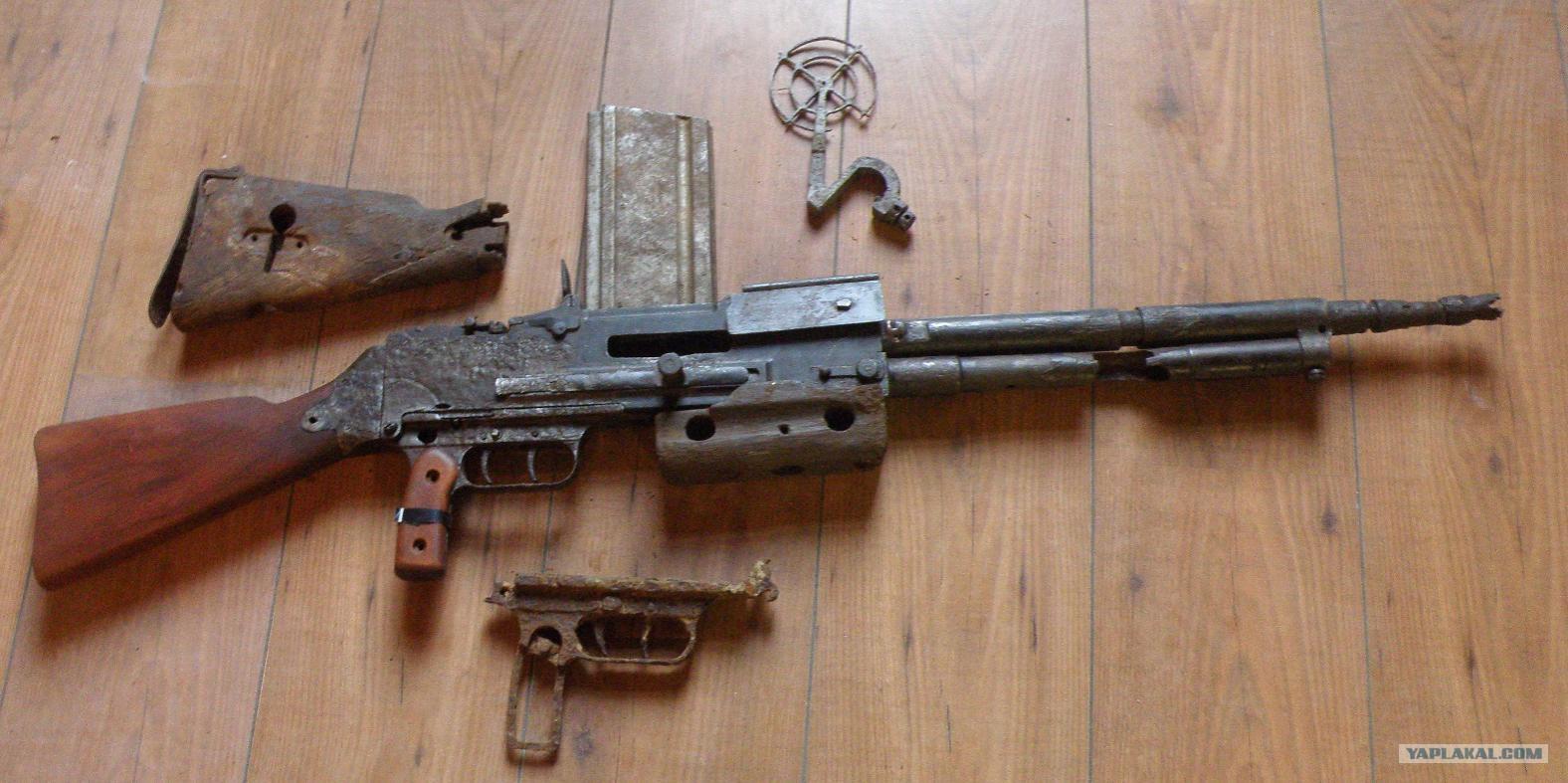 лучшее стрелковое оружие второй мировой войны отправляется