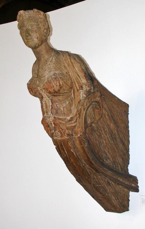 Гальюнные фигуры - символы моря