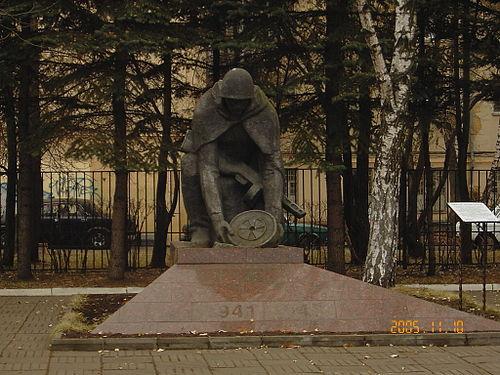 История одного подкопа. 1943 г.
