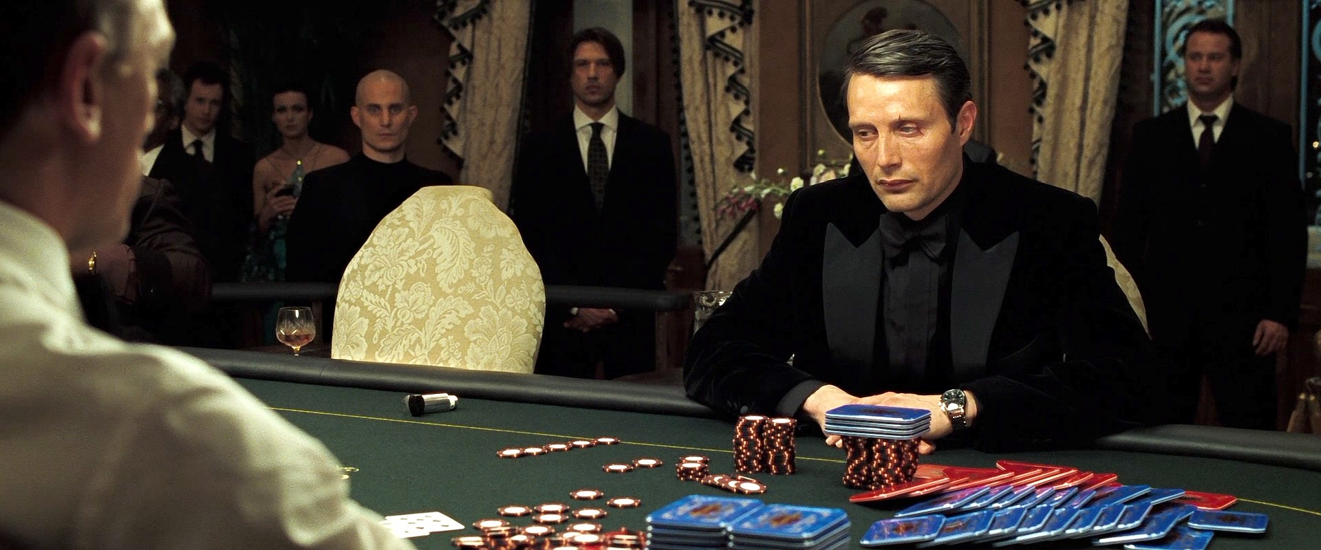 Casino royale trip hop