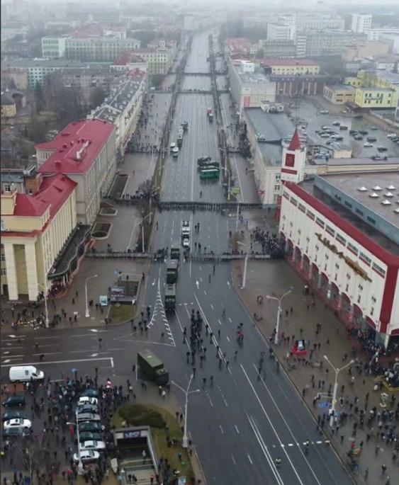 Экзитпол: Лукашенко набирает 79,7%