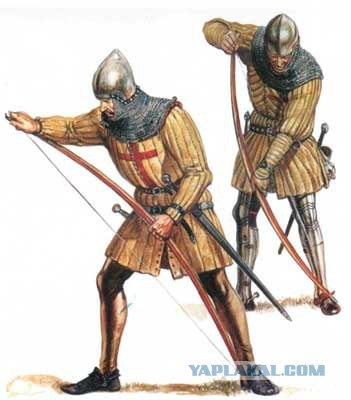 Расстрел около Креси. 26 августа 1346 г.