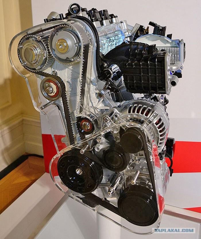 2 л л 105 с двигатель еа211 1 шкоды