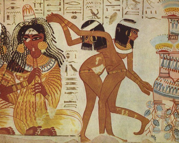 Интересные факты о сексе в древнем