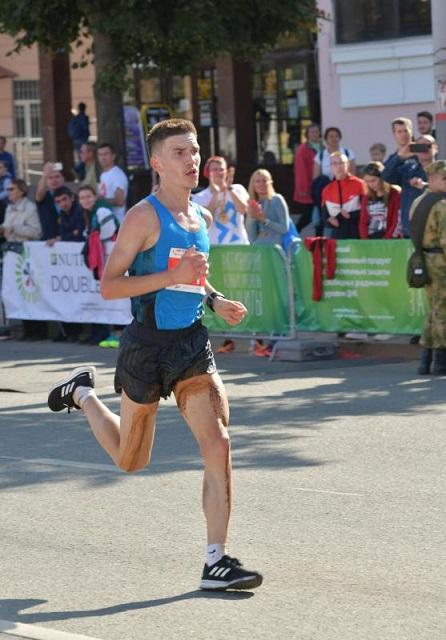 Победителя пермского марафона на финише подвел ЖКТ