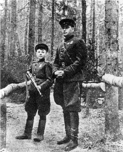 Детство опаленное войной. Фронтовые мальчики