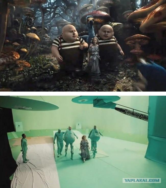 Как выглядят фильмы без спецэффектов 45