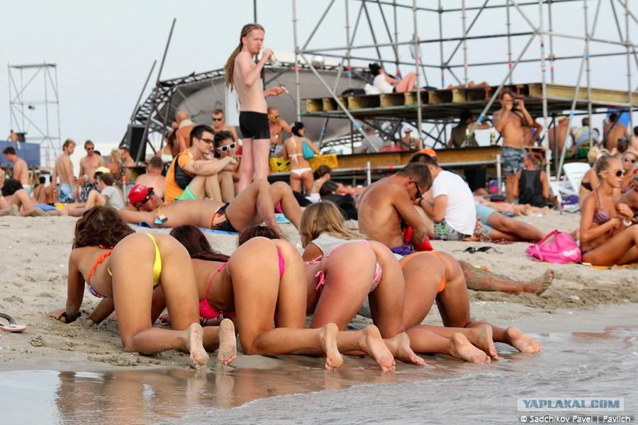 Секс казантип 2010