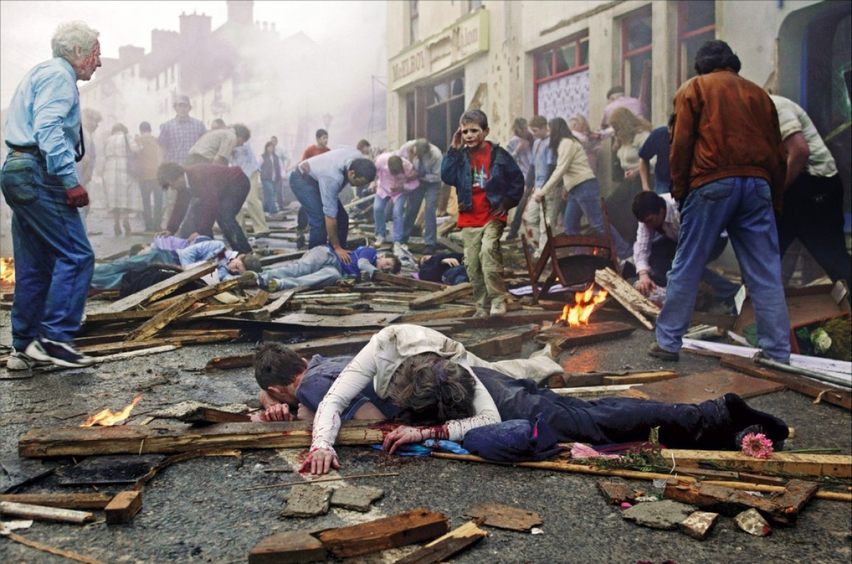 conflict and omagh essay Why does conflict arise in organizations, and how it can be managed abstract this essay seeks to the 1974 dublin and monaghan bombings and the 1998 omagh.