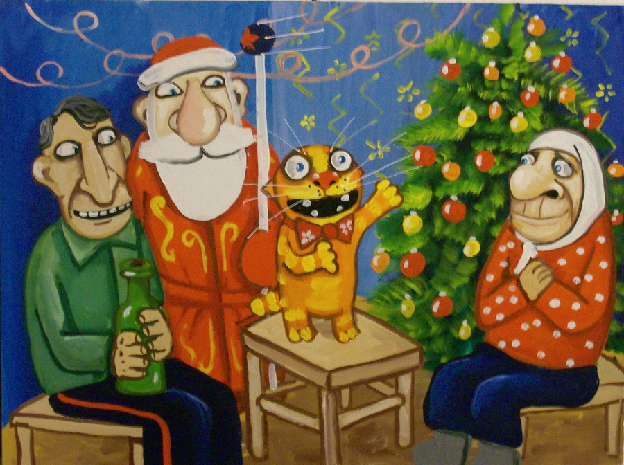 Картинки по запросу вася ложкин с новым годом