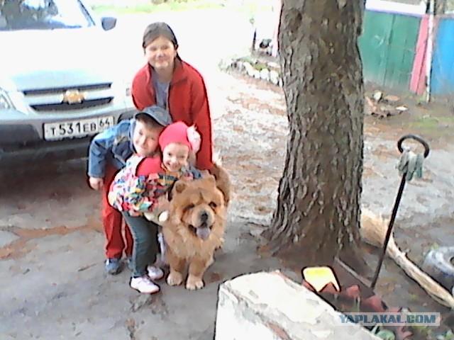 Жесть! 18  Ребёнок напал на собаку...
