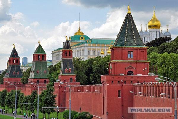 сколько кремлей в россии фото