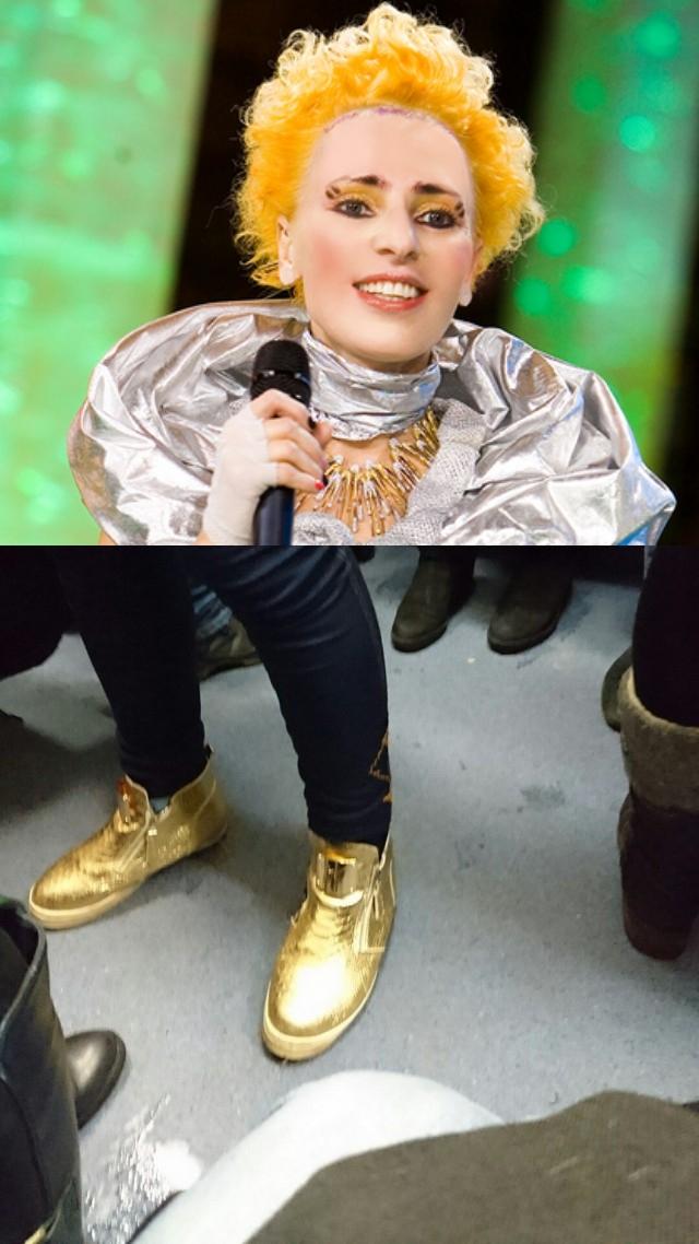 Свежая подборка модников из российского метрополитена