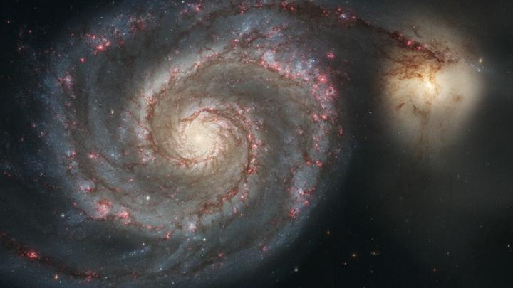Открыта первая планета в другой галактике