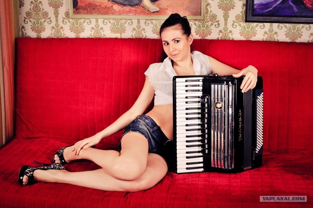 Viola Turpeinen, The First Recorded Woman Accordionist