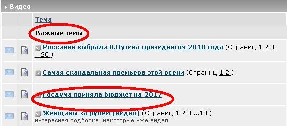 Госдума приняла бюджет на 2017