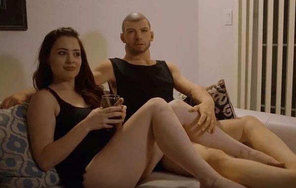 Женщина переспала с первой в мире секс-куклой мужского пола