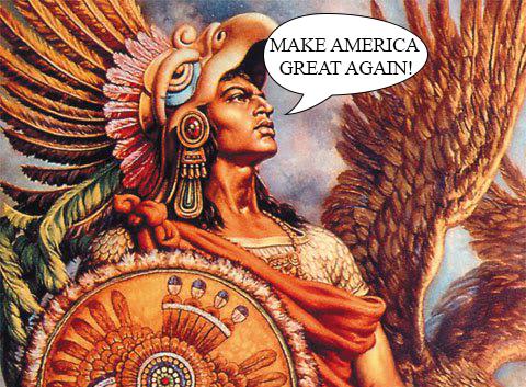 ec820f837bb0 Почему европейцы колонизировали Америку, а не наоборот  - ЯПлакалъ