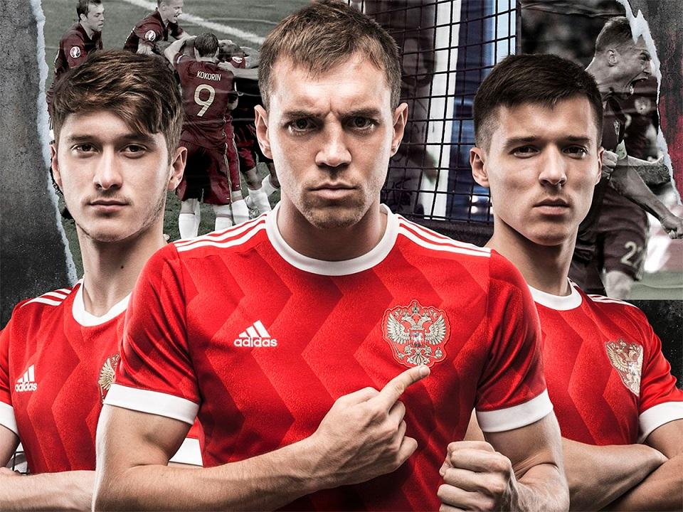 есть заключенные, форма сборной россии по футболу фото портретные
