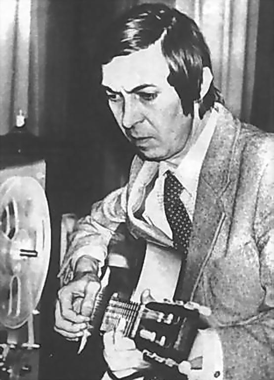 Аркадий Северный - Я иду не по русской земле (запись для С. Маклакова)(1974)