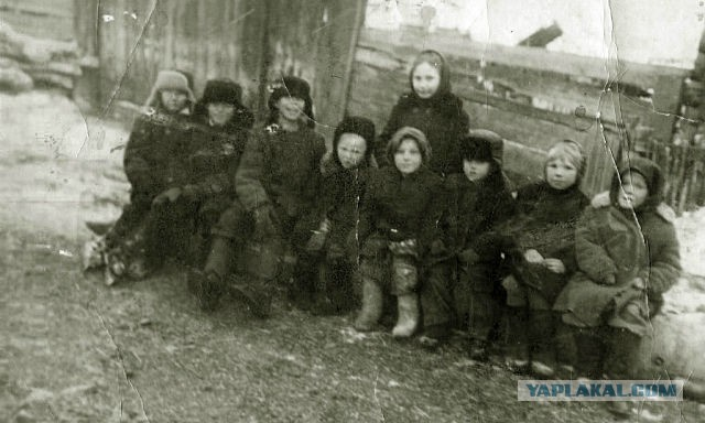 Повседневная жизнь обыкновенного детского сада в 1936 году.