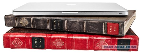 Twelve South Bookbook Hardback Leather Case for Ma