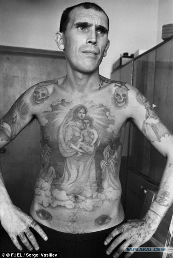Criminal Tattoo History Amp Prison Tattoos Prison Tattoo - HD 940×1410