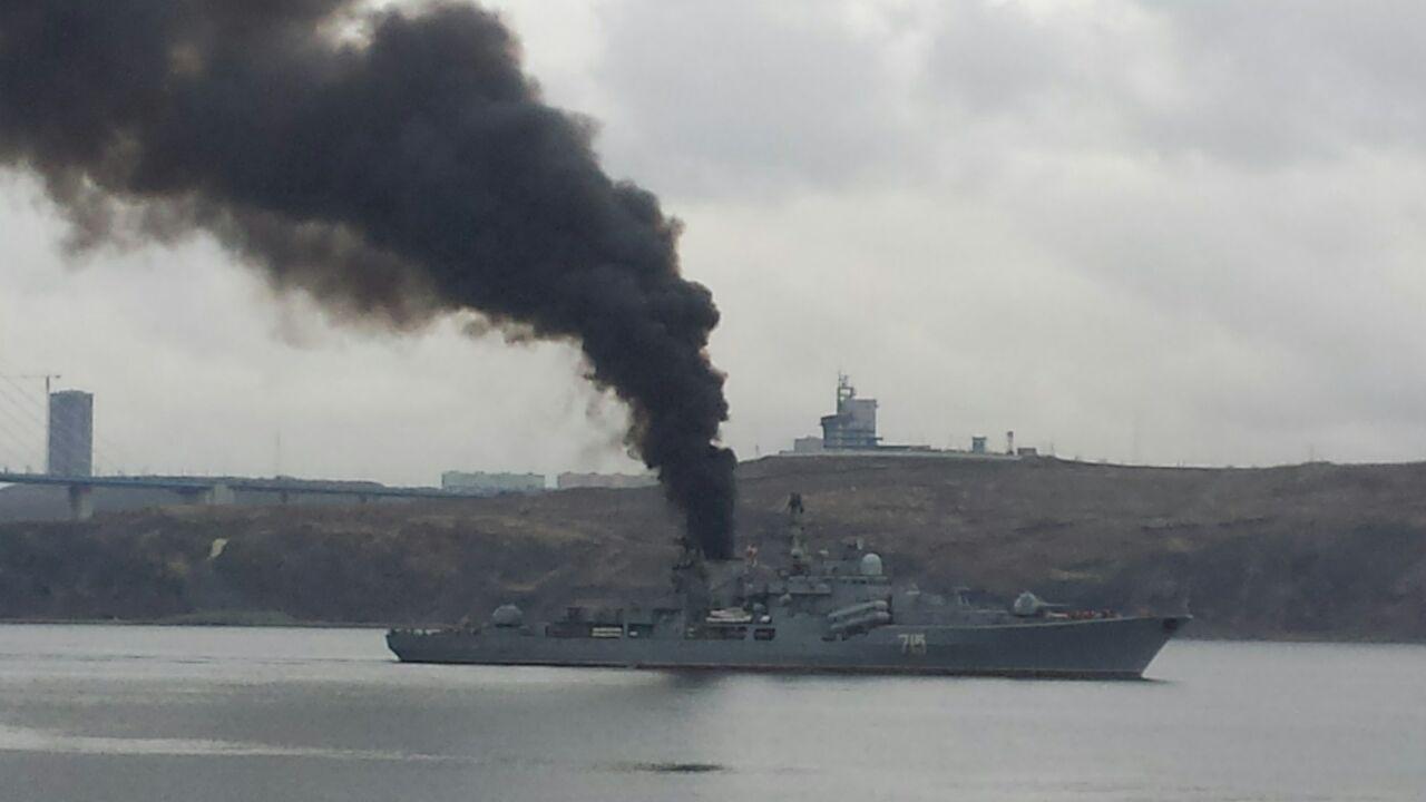 Россия направляет из оккупированного Крыма в Средиземное море военный корабль - Цензор.НЕТ 194