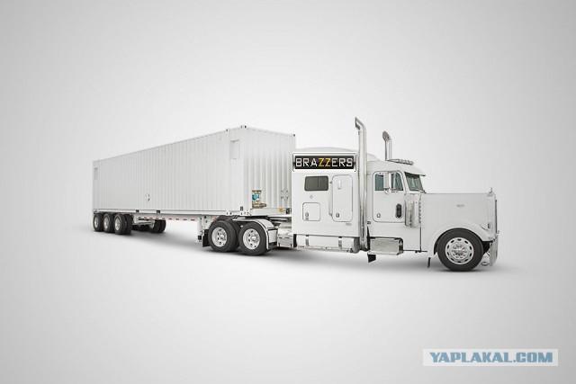 Amazon представила грузовики для физического переезда данных в «облако»