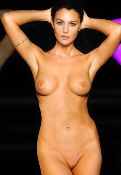 Monica bellucci nude pic — pic 1