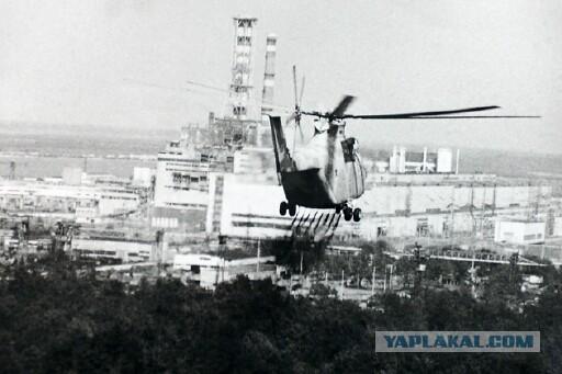 Воздушная битва при Чернобыле