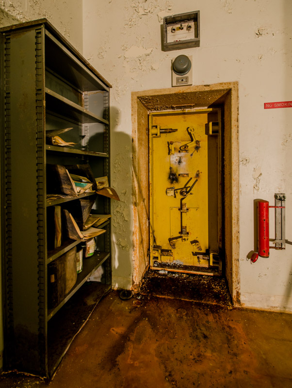 В США обнаружен бункер времен холодной войны с СССР