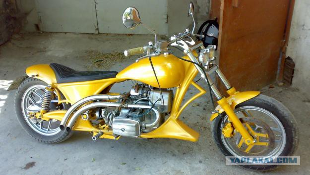 ИЖ Планета-7 (цена, характеристики и фото мотоцикла ...
