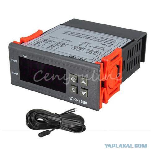 Контроллер температуры для самогонного аппарата самогонные аппараты феникс купить в рязани