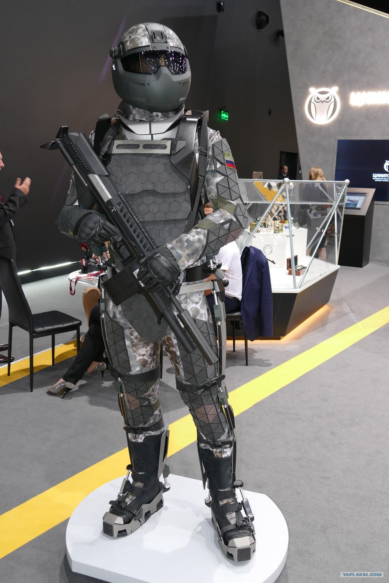 """Ратник 3, или """"солдат уже недалекого будущего"""" - ЯПлакалъ"""