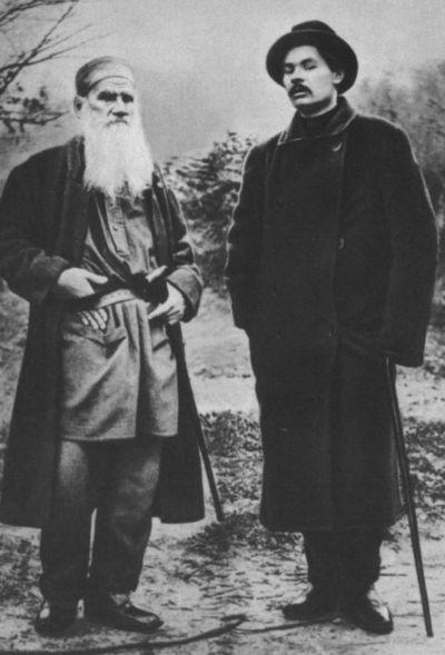 О Льве Толстом. Малоизвестное