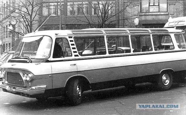 советские концепт кары фото