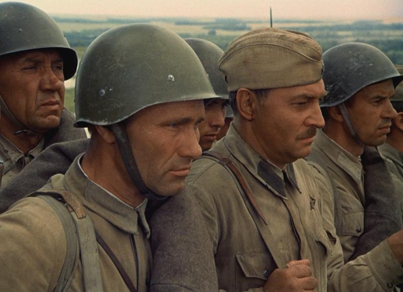 Фильм о войне солдаты попадают в окопы