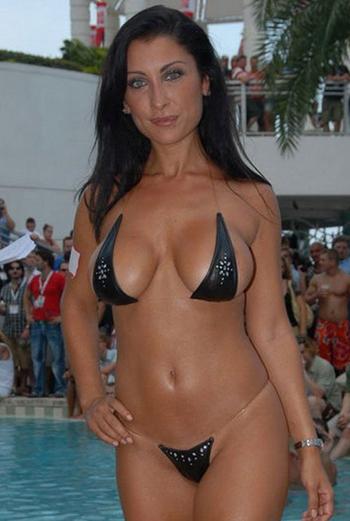 Бразильские голые девочки