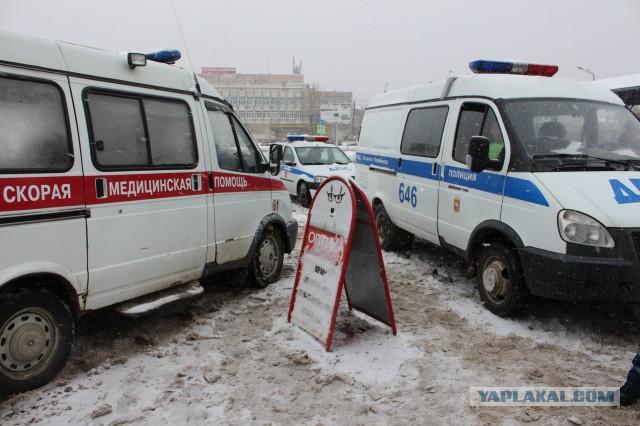 Автобус задавил девушку на автовокзале Челябинска