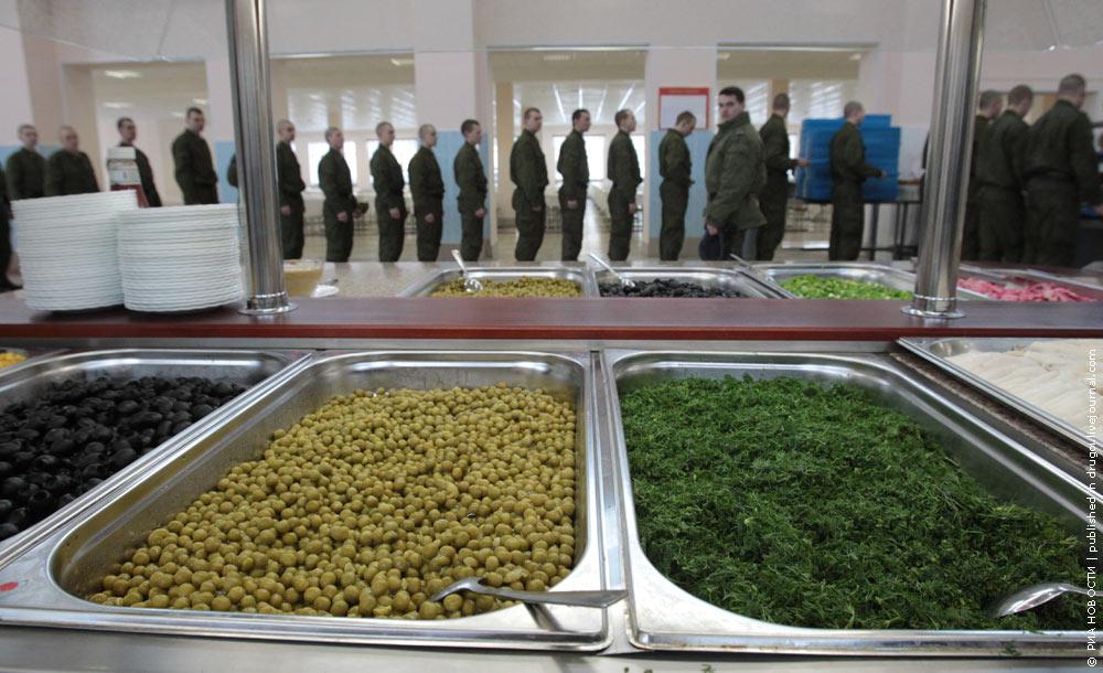 фото шведских столов в армии данный