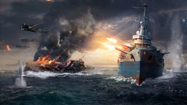 World of Warships - 6
